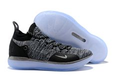 8a7049230eb9 2018 Nike Zoom KD 11 EP Black Grey Free Shipping Kd Shoes