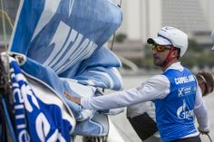 ExSS Act 1, Singapore 2014 - Paul Campbell James Gazprom Credit: Lloyd Images  #ExSS #Sail #Singapour | www.scanvoile.com