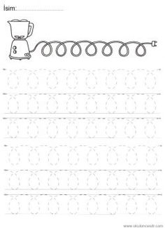 Mini Mini, Worksheets, Preschool, Fine Motor, Decorated Notebooks, Peace, Kids, Kid Garden, Literacy Centers