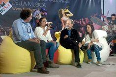 Eddie Kramer (FIM Award 2014 - Legend Of Rock - Best Studio Sound Engineer) CASA FIM - La Casa dei Musicisti. FIM - Fiera Internazionale della Musica. 16/17/18 Maggio 2014. Fiera di Genova. www.fimfiera.it.