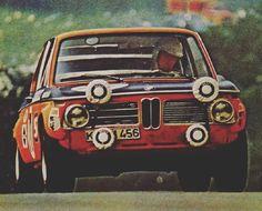 "mojojoy37: ""#racetastefully #bmwclassic #bmw2002ti #bmw2002faq #vintagebmwracing """