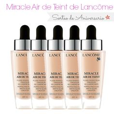 "A  beauty  and  healthy  life: Sorteo de Aniversario: 5 bases ""Miracle Air de Tei..."