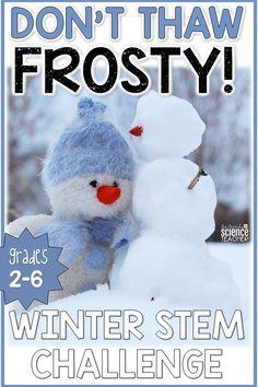 Don't Thaw Frosty! E