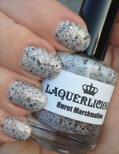 LaquerLicious Burnt Marshmallow http://www.etsy.com/shop/LaquerliciousUnity