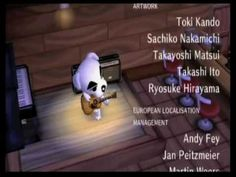 K.K. Of The Day - K.K. Tango.  I love Tango songs in video games and movies and I love K.K. Slider songs. So is like two worlds combined.