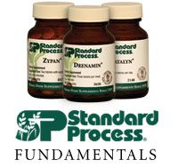 Standard Process offers more than 160 whole food supplements. Available through chiropractors and naturopathic doctors.