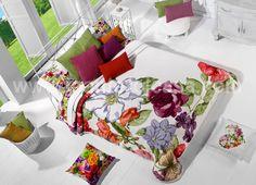 Colcha de jacquard ideal para decorar tu habitación los meses de entretiempo