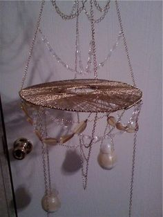 Picture of Light Bulb Chandelier