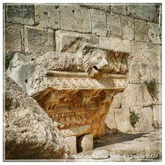 #baalbeck #baalbek #libanon #church #castle #temple #art #architecture #statue #sculpture #lion #stone #ruins #heritage #history #travel #holiday #sun #photo #photography #photos #photographer #myphoto #roof #lebanon