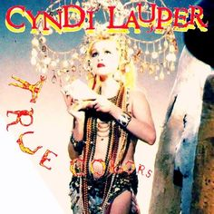 Cyndi Lauper - True Colors Edit #CyndiLauper