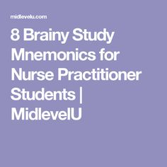 study guide for nurse practitioner exam