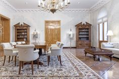 VIP офис банка ВТБ24 в Санкт-Петербурге - IND Office