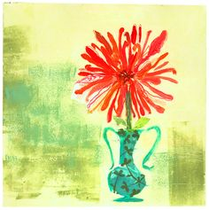 Diane Bigda, flower