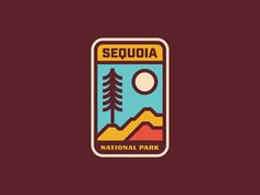 Sequoia National Park by Josh Warren #Design Popular #Dribbble #shots