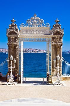 Dolmabahce Palace, Istanbul, Turkey - قصر دولمه بهشه باسطنبول