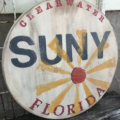 Suny Brand Citrus sign – Kind Sun