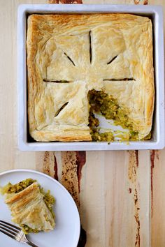 Take a look at Samosa Pie