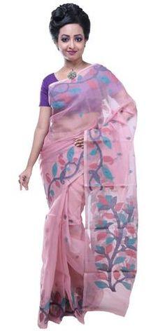 bb946e6f35 76 Best Muslin Silk Sarees images in 2016 | Bengal, Cotton saree, Fabric