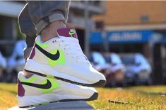 Nike Air Icarus 91 - Jace_madrid_00 Sneakers Vintage, Classic Sneakers, Nike Icarus, Nike Trainers, Sneakers Nike, Adidas, Reebok, Nike Air Max Mens, Fashion Shoes