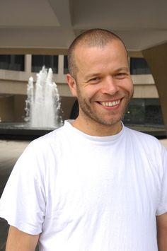 Wolfgang Tillmans. Great photographer and also.... quite the babe!