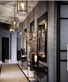 Consulting and interior and exterior decoration ., Consulting and interior and exterior decoration design ? 97 + Carrying out all kinds of home décor and fig. Home Interior Design, Interior And Exterior, Living Room Designs, Living Room Decor, Flur Design, Hallway Designs, Style Deco, Home Decor Inspiration, Home And Living