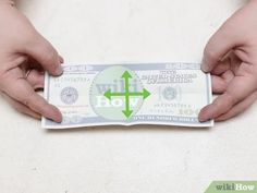 How to Make a Turtle out of a Dollar Bill (with Pictures) Money Origami, Origami Ball, Origami Paper, Origami Boxes, Origami Stars, Origami Flowers, Origami Instructions, Origami Tutorial, Easy Dollar Bill Origami