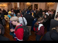 Cast members from My Little Pony mingle and chat with attendees at #PonyconNYC VIP Mixer event. 2/13/16 at The Grand Prospect Hall.
