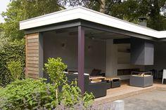 tuin-veranda harderwijk - Interieurarchitect Kim Roestenburg