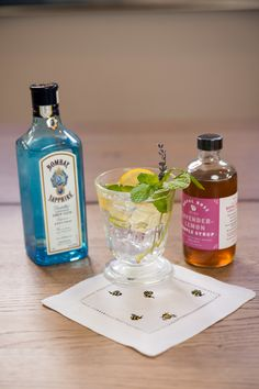 Royal Rose Lavender French 75   Included in our Celebrate Spring Box!