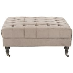 Safavieh Clark Ottoman & Reviews | Wayfair