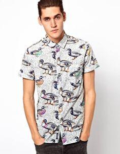 #2 Cuckoos Nest Allover Shirt
