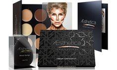 Aesthetica Cosmetics Cream Contour Kits: Aesthetica Cosmetics Cream Contour Kits