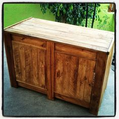Pallet cupboard | 1001 Pallets