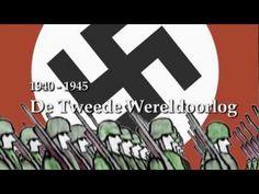 De Tweede Wereldoorlog: Canonclip: De Tweede Wereldoorlog (Groep 5 en 6) | entoen.nu