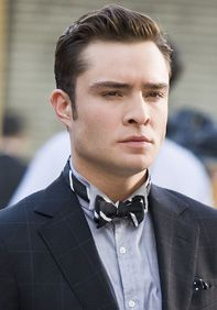 I love him  Chuck Bass!