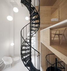 Room On The Roof / i29 interior architects  from http://www.archdaily.com