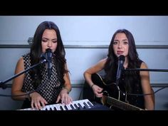 It Will Rain - Bruno Mars Cover by The Merrell Twins - YouTube
