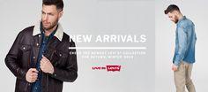 #new #newarrivals #men #levis #liveinlevis