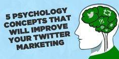 The human brain is probably the most sophisticated network on the planet. The depths of its potential are nearly unfathomable. Still, there are some things we know about the way it works that savvy marketers can work into their #Twitter #marketing #strategy.That's what this post is about.