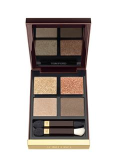 Tom Ford Eyeshadow Quad in Golden Mink.