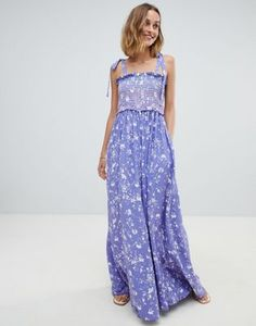 d6581b43333 Free People Color My World Jumpsuit