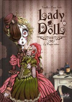 Une magnifique bande dessinée qui aborde le thème de l' apparence . Gaja refuse de parler depuis la mort de sa mère, mais elle affectionne particulièrement ses poupées. Peut-on vivre perpétuellement recluse ? Oui car Gaja souffre d' une malformation au visage, elle ne peut supporter le regard des autres.....