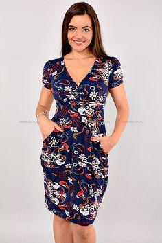 Платье Г6399 Размеры: 42-48 Цена: 420 руб.  http://odezhda-m.ru/products/plate-g6399  #одежда #женщинам #платья #одеждамаркет