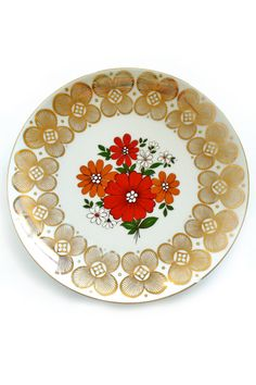 Orient by Standard China Housewarming China Plate Vintage China Plate Birthday Vintage Tea Party 1950 Vintage Wedding Bridal Shower