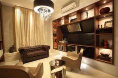 Loft do Visitante para a Mostra Casa Design. Modulados TODESCHINI, revestimentos ORLEAN, mobiliário WAY DESIGN. Projeto Escritório Lecas Pepeu Arquitetura Pessoal