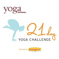 21 Day Challenge - Yoga Journal