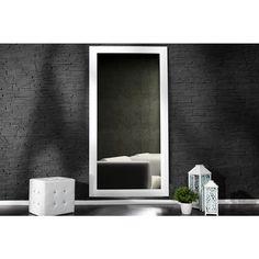 Wandspiegel Espejo 180cm wit - 10754