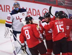 Team Canada unsurprised by rugged nature of World Cup exhibition games against U.S.: Those were intense