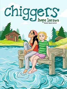 Chiggers by Hope Larson http://www.amazon.com/dp/1416935878/ref=cm_sw_r_pi_dp_IqrQvb13SD05B