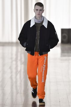 Gosha Rubchinskiy Fall 2017 Menswear Collection Photos - Vogue